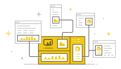 Power BI: Paneles e informes