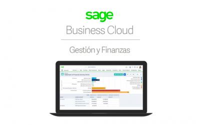 Sage Gestión y Finanzas: Impulsa tu negocio