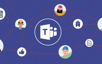 Microsoft Teams y Sharepoint: El equipo perfecto