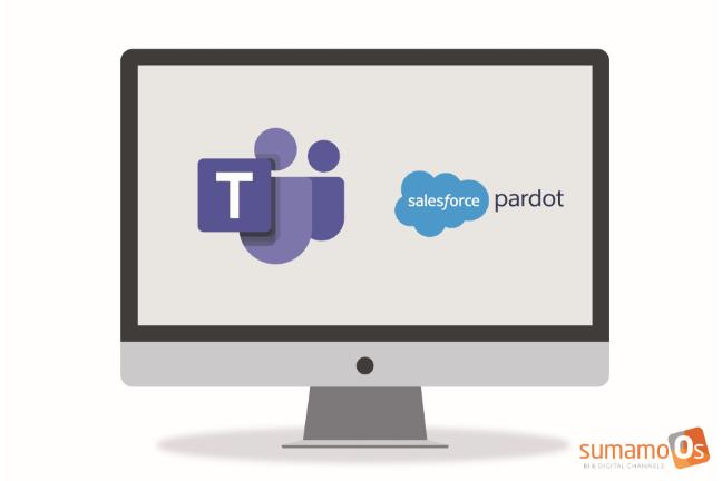 Webinars con Pardot y Teams