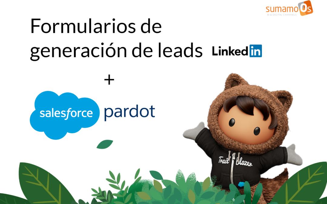 Generación de leads con Pardot y LinkedIn