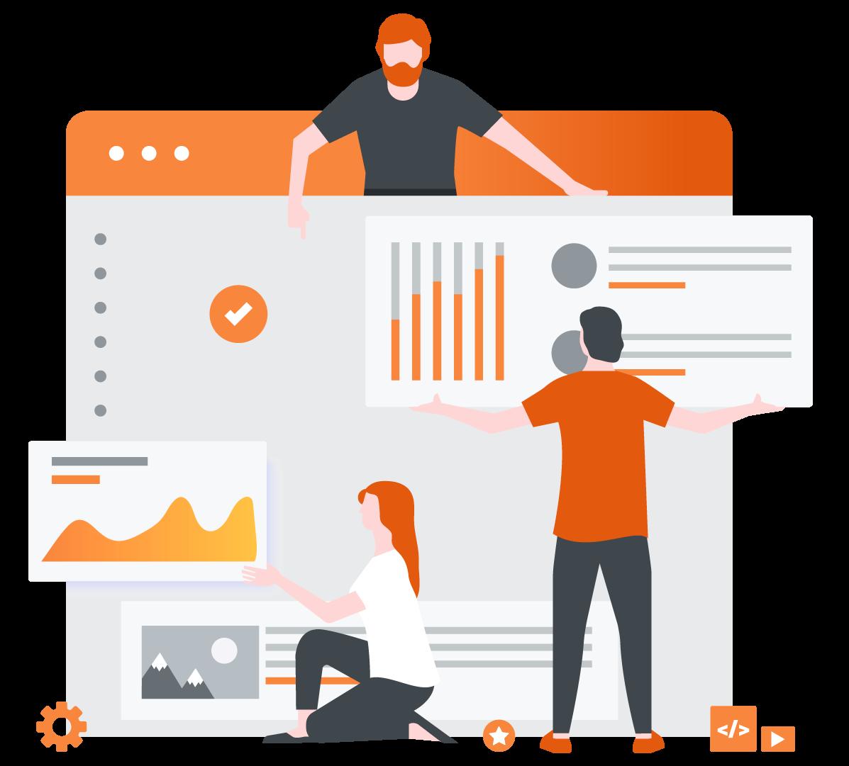 Infografía creatividad y experiencia de usuario
