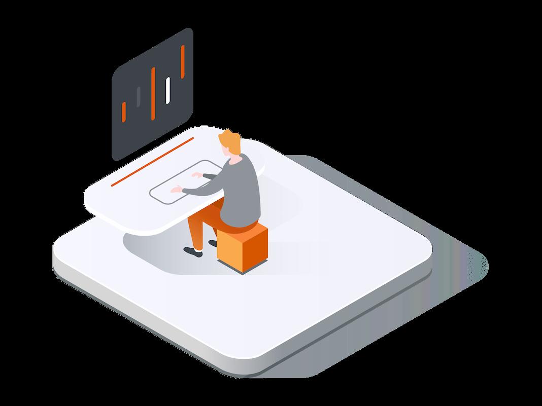 Infografía workplace y colaboración con microsoft 365 y office 365