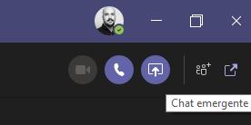 Chat Emergente