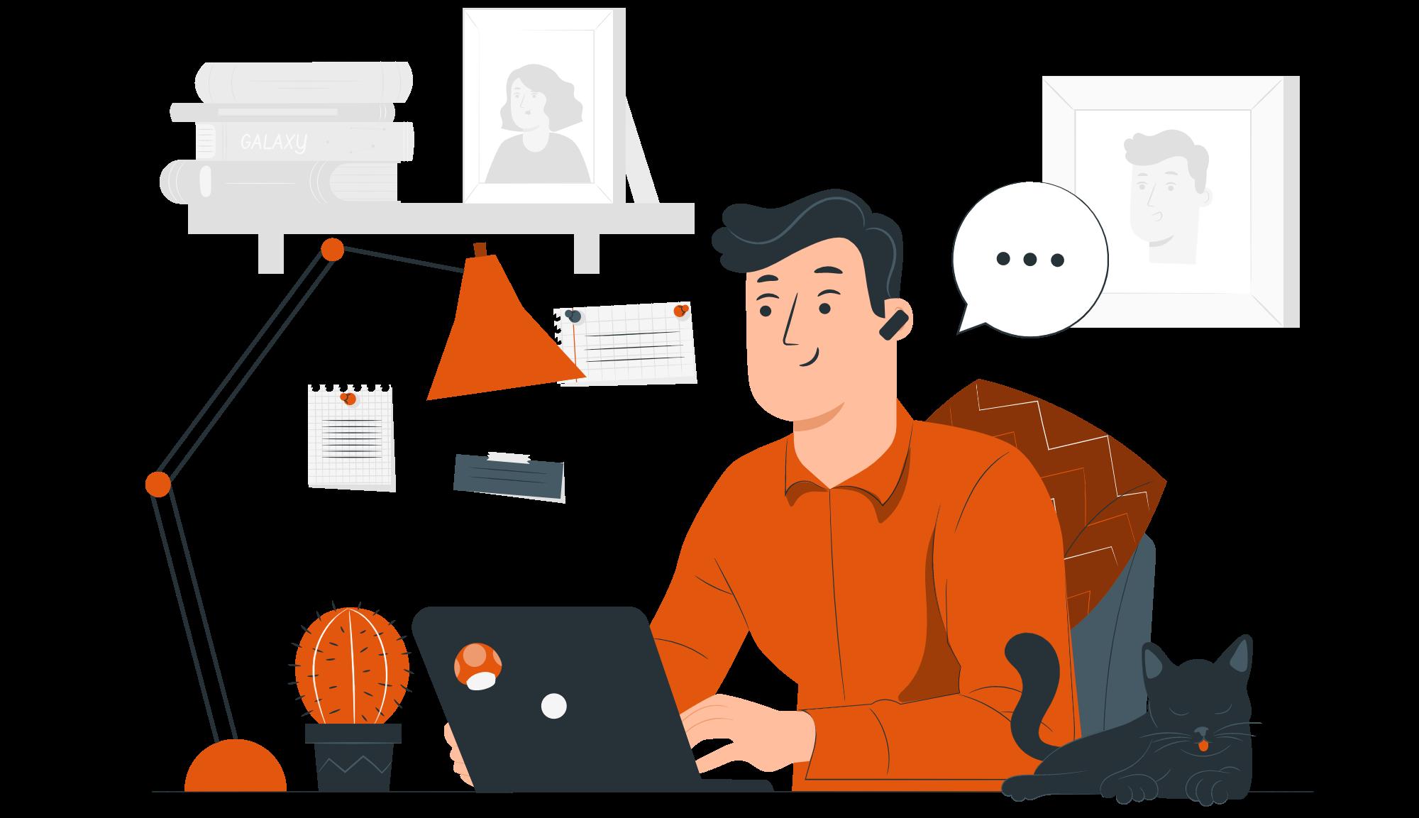 Telecommuting Salesforce
