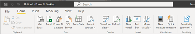 Power BI Nov21 Searchbar